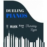 Dueling Pianos Thursday Night Black and Blue Restaurant