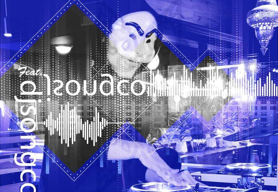 Black and Blue DJ